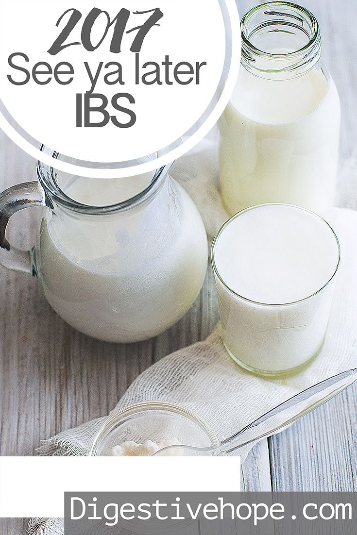 IBS, Crohns, Colitis, Food Intolerances - check out digestivehope.com Basic Milk Kefir