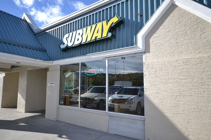 Here is the second Subway located at 2190 2nd Ave. in the mall at Ogilvie and 2nd Ave. There is a third Subway at the Canada Games Centre if you need a bite to eat after working out.