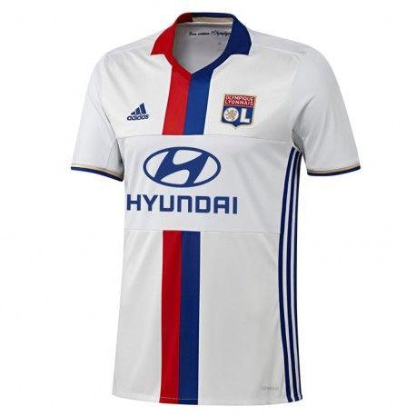 Maillot Olympique Lyonnais pas cher 2016-2017 Domicile