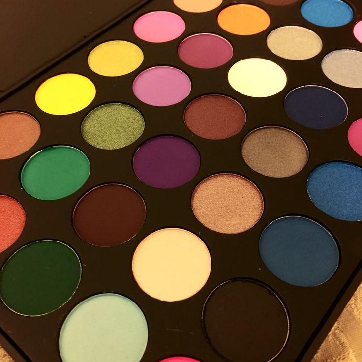 Morphe 35S Palette