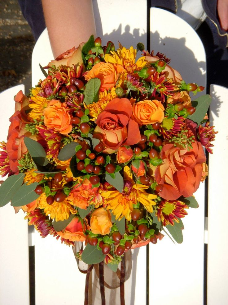 27 best images about Fall Wedding Flowers on Pinterest | Gerber ...