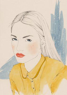 Illrostrosustration by emma leonard