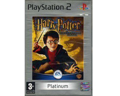 Harry Potter og Hemmelighedernes Kammer (platinum) (dansk)