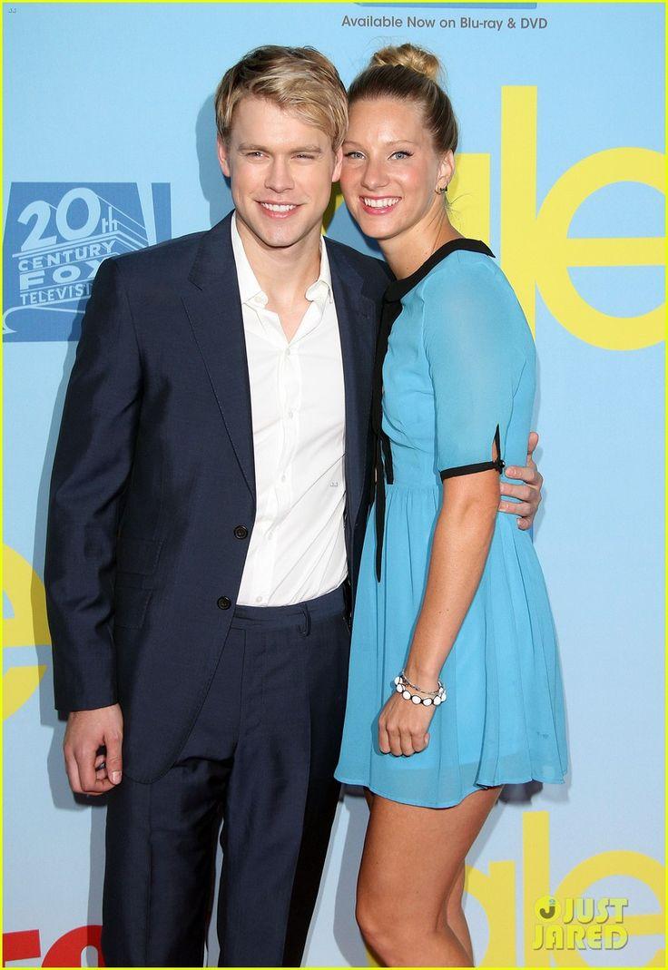 Jenna Ushkowitz & Chord Overstreet: 'Glee' Premiere! Heather Morris