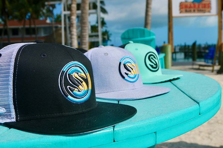 Bahamas Collection Head Wear is available online now!  | Journey with us. Shop #SCALES #Fishing apparel at scalesgear.com