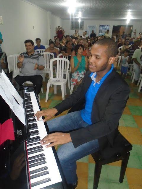 O NORTE FLUMINENSE, Bom Jesus do Itabapoana (RJ): PIANO E VIOLINO NO ECLB: AMANHÃ, DIA 22, ÀS 14H