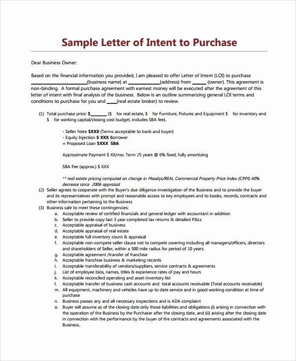 Real Estate Offer Letter Elegant 10 Letters Of Intent To Purchase Property Pdf Word Letter Of Intent Letter Of Employment Lettering