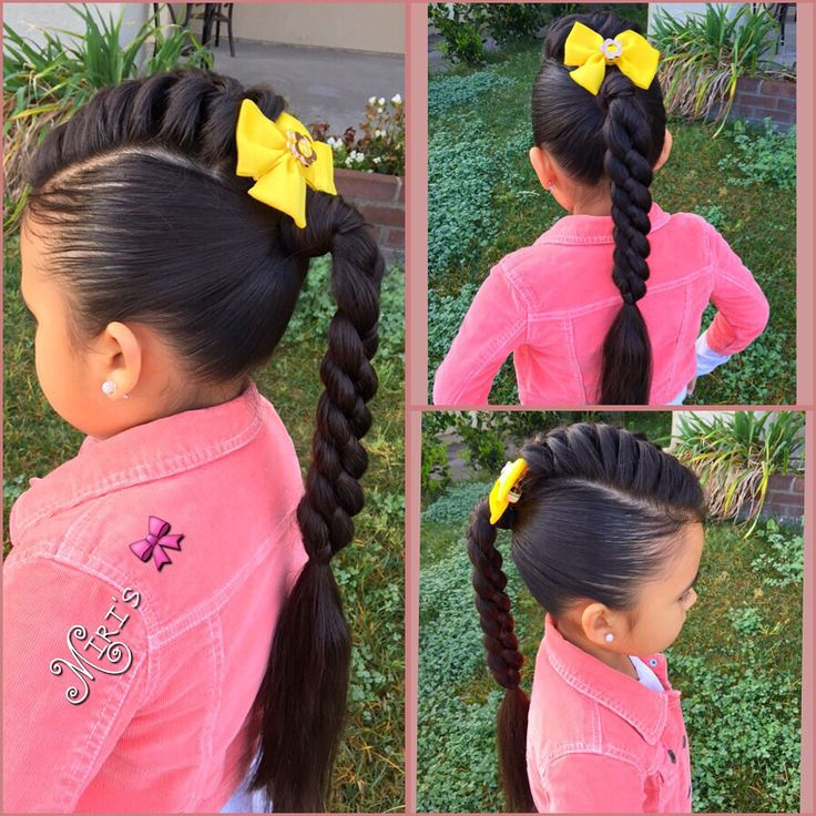 Mohawk For Little Girls My Creation Miris Things