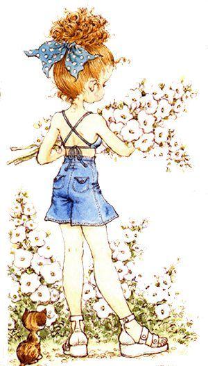 - Califórnia Girl ☽: Ilustrações de Sarah Kay