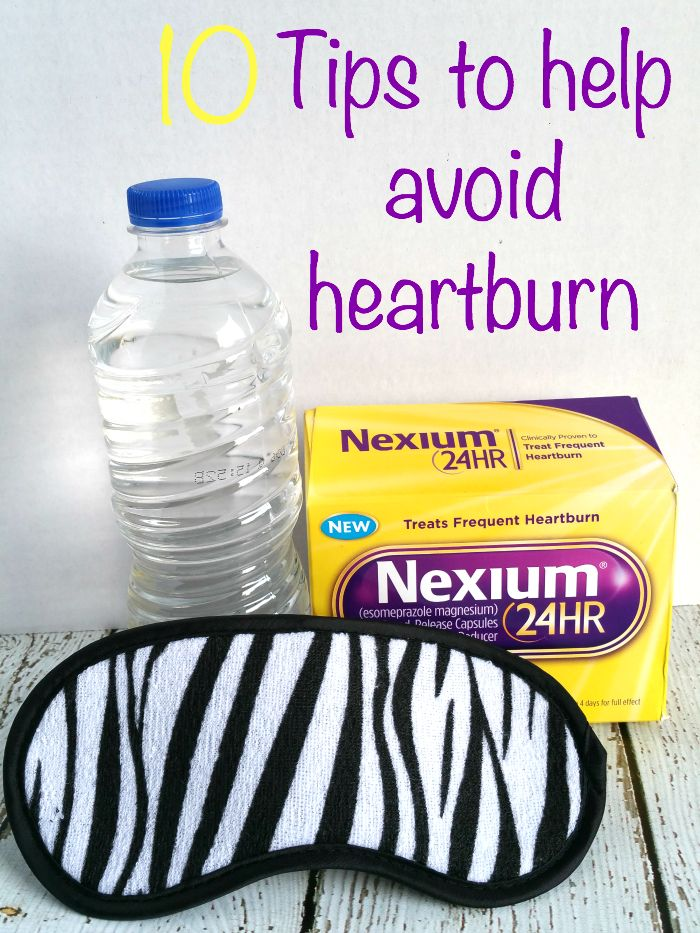How to avoid heartburn when taking cialis