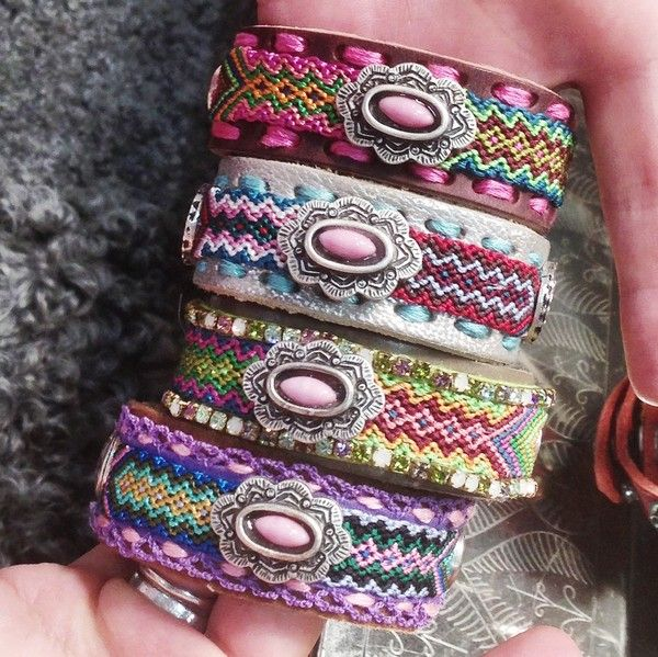 Lovely bracelets from WAITZ