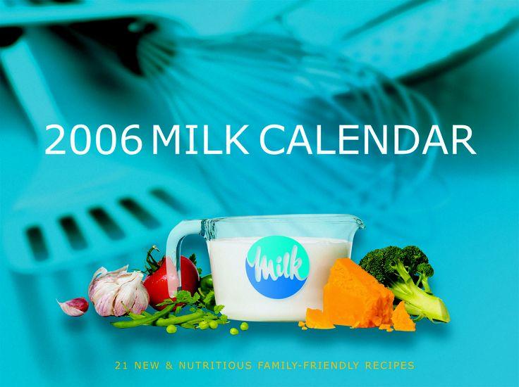 Milk Calendar - 2006