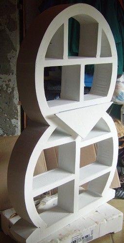 17 meilleures images propos de meubles en carton sur pinterest pi ces de monnaie livres et. Black Bedroom Furniture Sets. Home Design Ideas