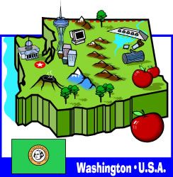 Pacific Northwest Natural Resources Fun Facts