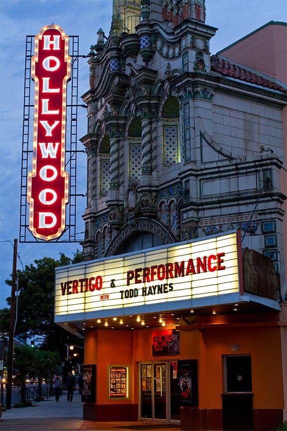 Oregon Theater
