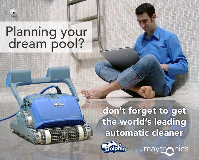 Planning your dream pool?