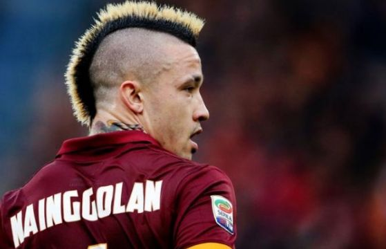 Radja Nainggolan rejects Chelsea open to Man United move [GDS]