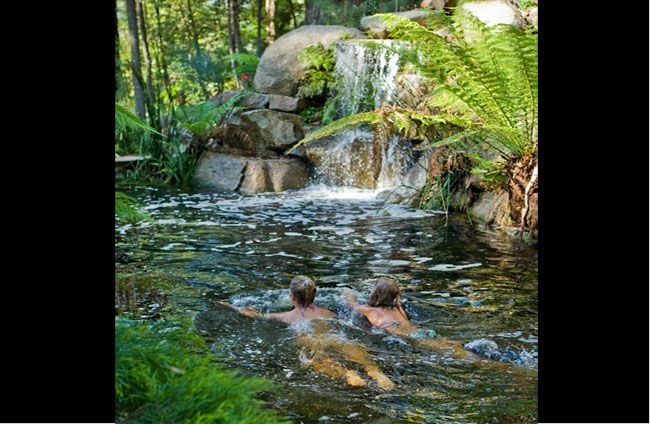 The most beautiful natural swimming pool - hard to believe this is not a natural billabong!