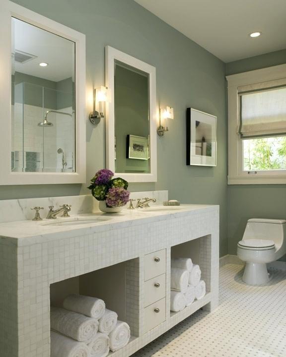 Best Bathroom Paint Colors Bathroom Colors Wall Color For Small Bathroom Paint Colors For Small: Best 25+ Green Bathroom Paint Ideas On Pinterest
