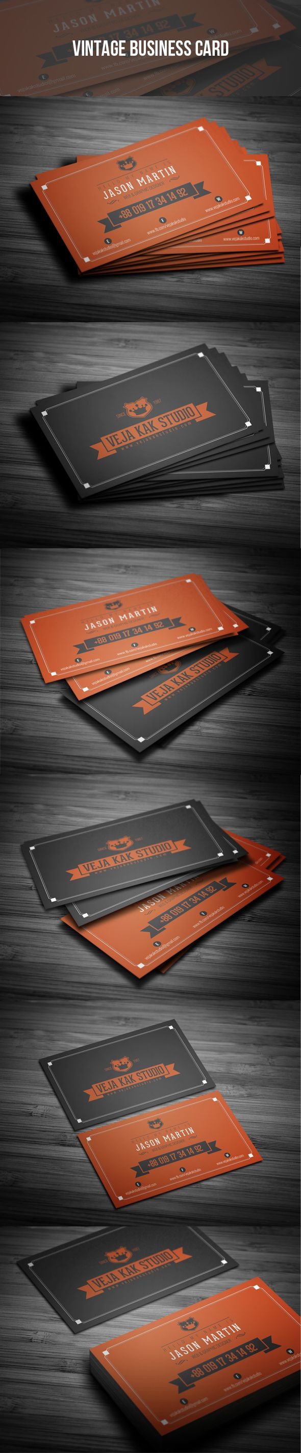 The 77 best Business Card Designs images on Pinterest | Business ...