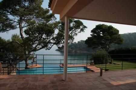 12 bed/12 bath detached villa on Sa Riera Beach #Begur #Gerona #CostaBrava #Spain