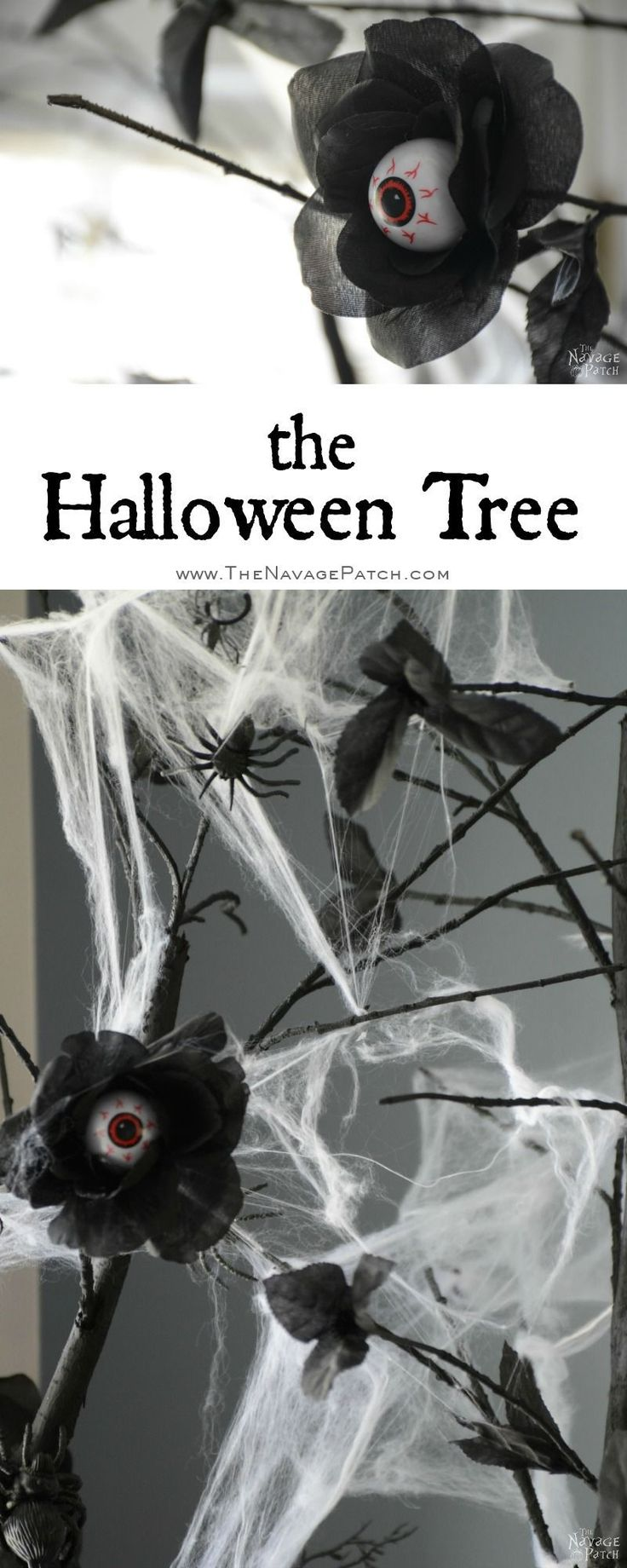 83 Best Crafts Images On Pinterest Diy And Projects Led Lantern Flicker Circuit Hauntforumcom The Halloween Tree Decoration Upcycled Holiday Cheap Easy