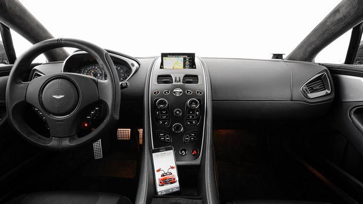 2013 ASTON MARTIN V12 Vanquish Vanquish Coupé Touchtron