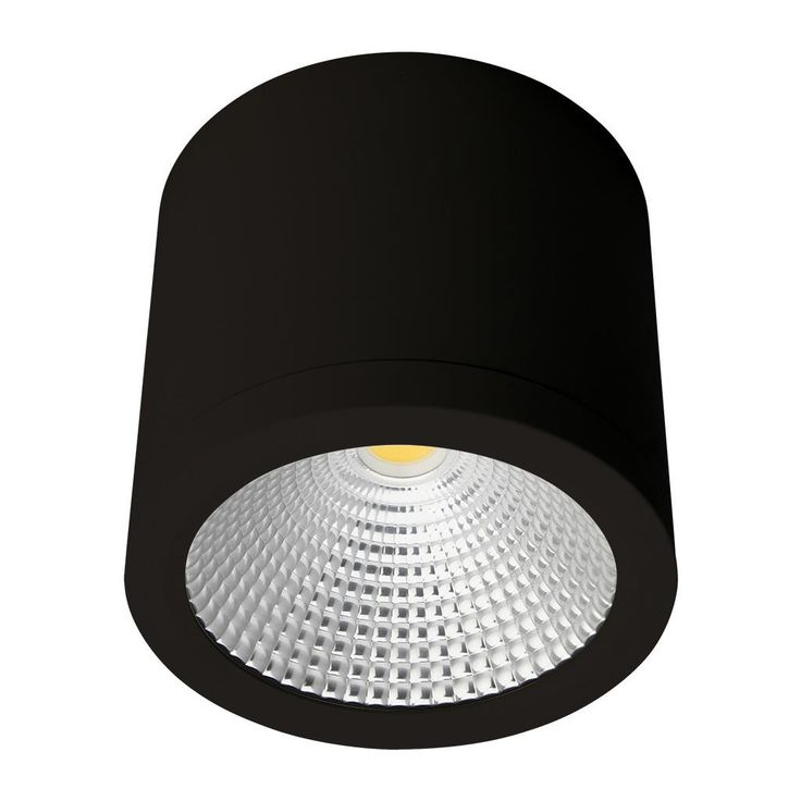 LED Ceiling Light Black or White in 13W 25W or 35W Neo Domus Lighting | GoLights.com.au
