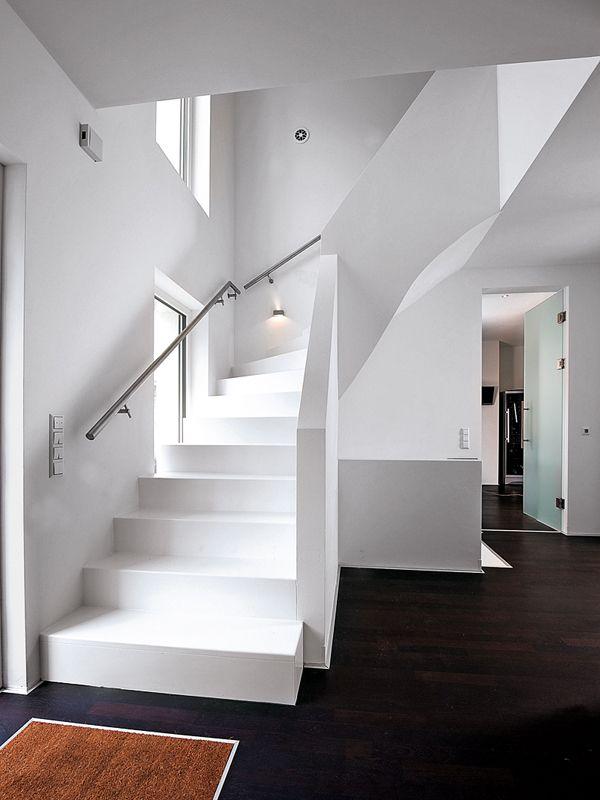 62 besten Treppen Bilder auf Pinterest Stiegen, Treppengeländer - welche treppe fr kleines strandhaus