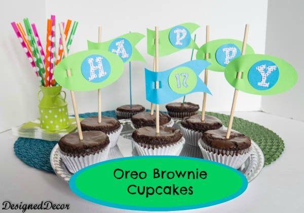 ... Oreo Brownie Cupcakes on Pinterest | Oreo Brownies, Brownie Cupcakes