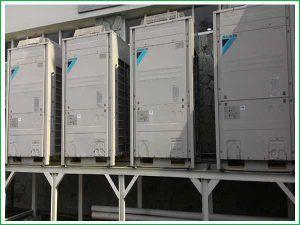 Beberapa jenis unit AC dan efisiensinya
