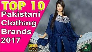 Top 10 Pakistani Clothing Brands For the Working Women to Look Classy