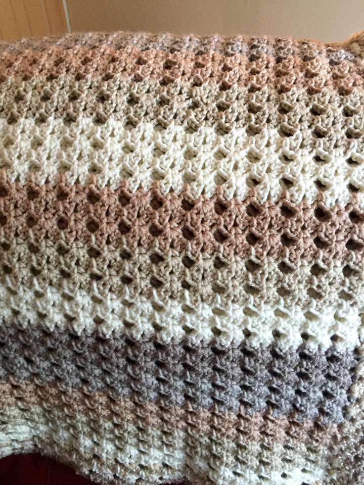 Pin By Geraldine On Blanket Pattern Pinterest Crochet Crochet
