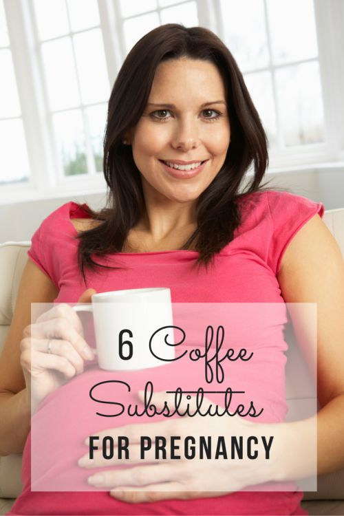 Around 200 mg/day of caffeine is okay during pregnancy, which equals about two cups of coffee. Don't like to stop at two? Consider these substitutes after you've hit your two cup mark!