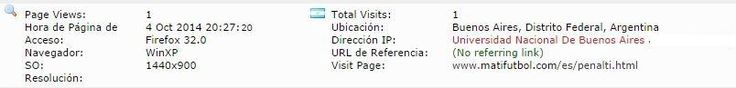 Universidad Nacional de Buenos Aires. Buenos Aires, Distrito Federal, Argentina http://www.uba.ar/