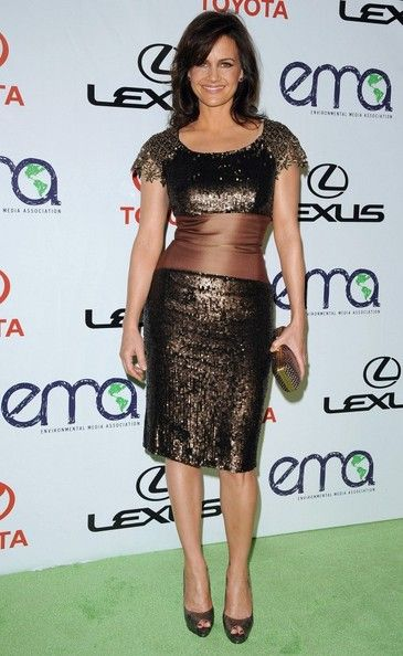 Carla Gugino Photos: 2012 Environmental Media Awards