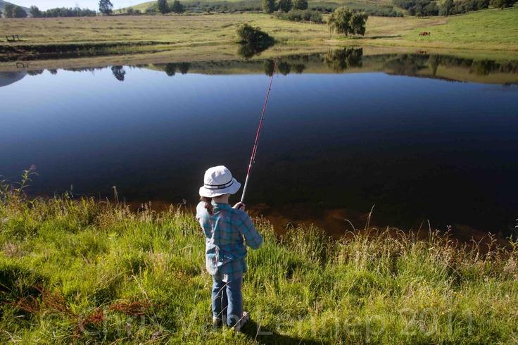 Gone Fishing: Midlands Meander, KZN, South Africa. www.midlandsmeander.co.za