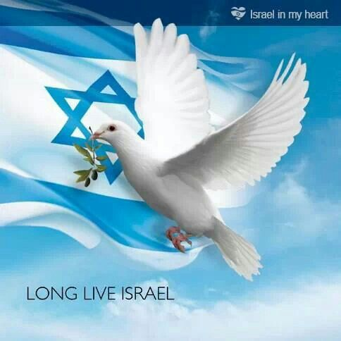 ♡ We must support and pray for Israel always. Israel is the apple of God's eye. Zech. 2:8