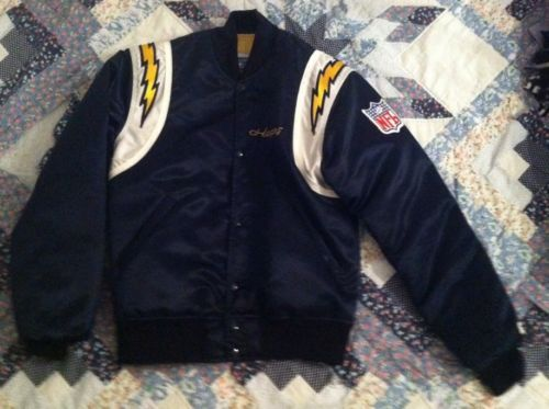Vintage NFL Starter Jacket: San Diego Chargers - Small ...