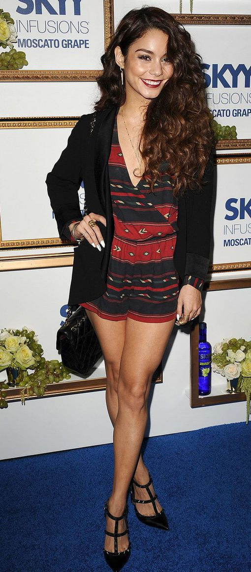 Vanessa Hudgens Style and SHOES