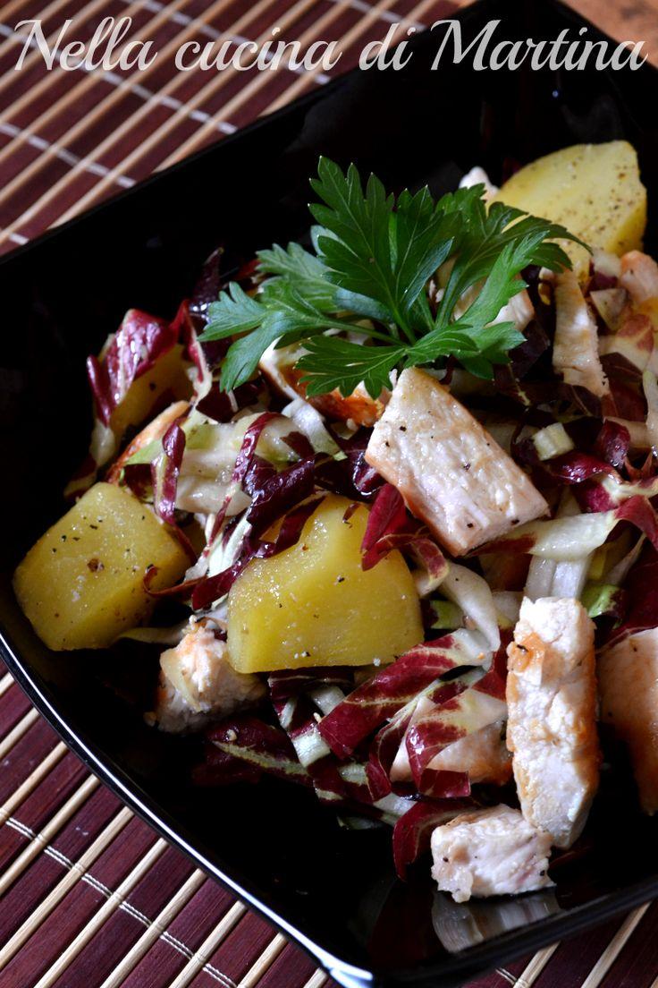 insalata sfiziosa ricetta nella cucina di martina