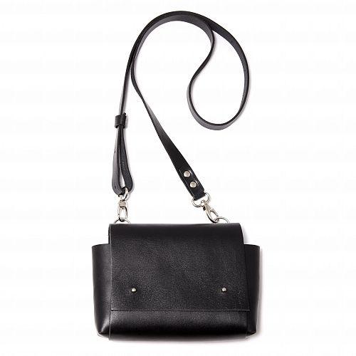 Сумка Vreelandbag черного цвета