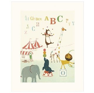 MAILEG LARGE CIRCUS POSTER - $25.95 - This adorable and whimsical Maileg Poster adds the perfect finishing touch to your child's nursery, bedroom or playroom.   Dimensions: 50.80cm x 40.64cm #sweetcreations #kids #nursery #bedroom #playroom #decor #gifts #maileg #circus