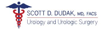 Dr. Dudak has been private Urology Practice in Florida. His interests include Vasectomy Services, Urologic Oncology, Urology, Kidney Stone Disease and Kidney Tumor Surgery.