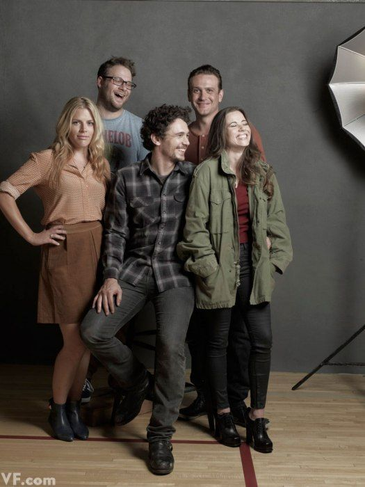 freaks (Freaks and Geeks cast reunited)