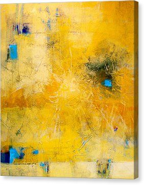Sun Web Canvas Print by Dale Witherow