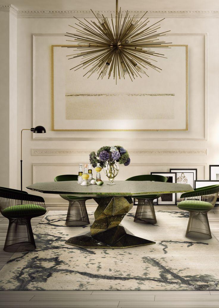 Amazing-Modern-Dining-Table-Decorating-Ideas-to-Inspire-You3 Amazing-Modern-Dining-Table-Decorating-Ideas-to-Inspire-You3