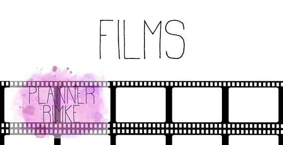 Film Tracker A5 - Dutch Language