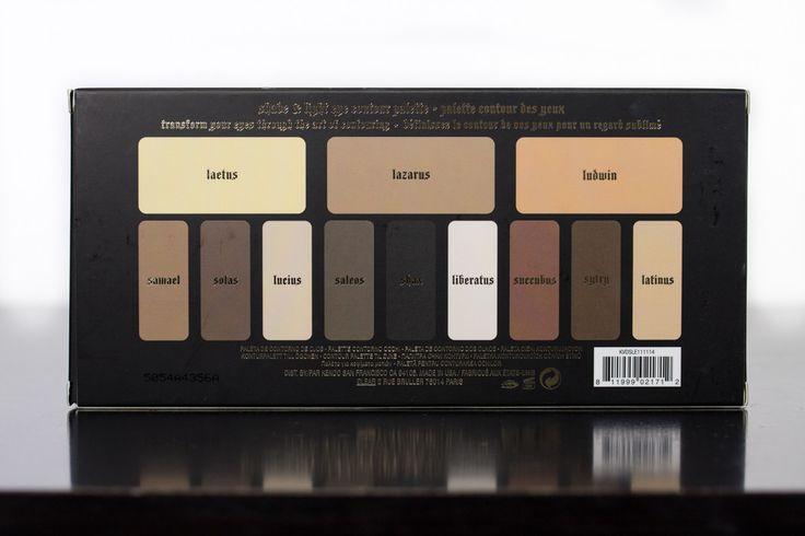 Kat Von D Shade & Light Eyeshadow Contour Palette Collection - GoGetGlam - 1