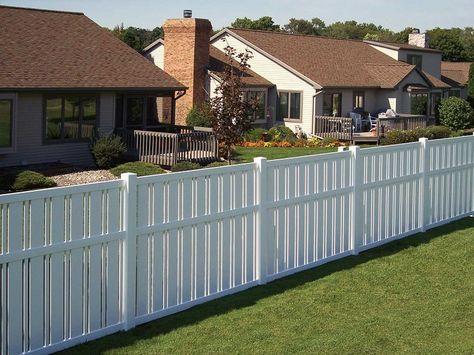 Privacy Fence Design